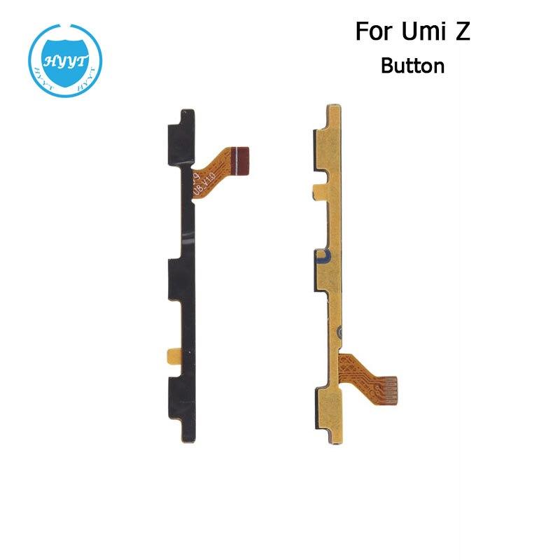 imágenes para Para Umi Z FPC Power ON/OFF Botón de Inicio 100% Original Power + Volumen FPC Cable Flex Cable de Reparación accesorios de piezas de Repuesto