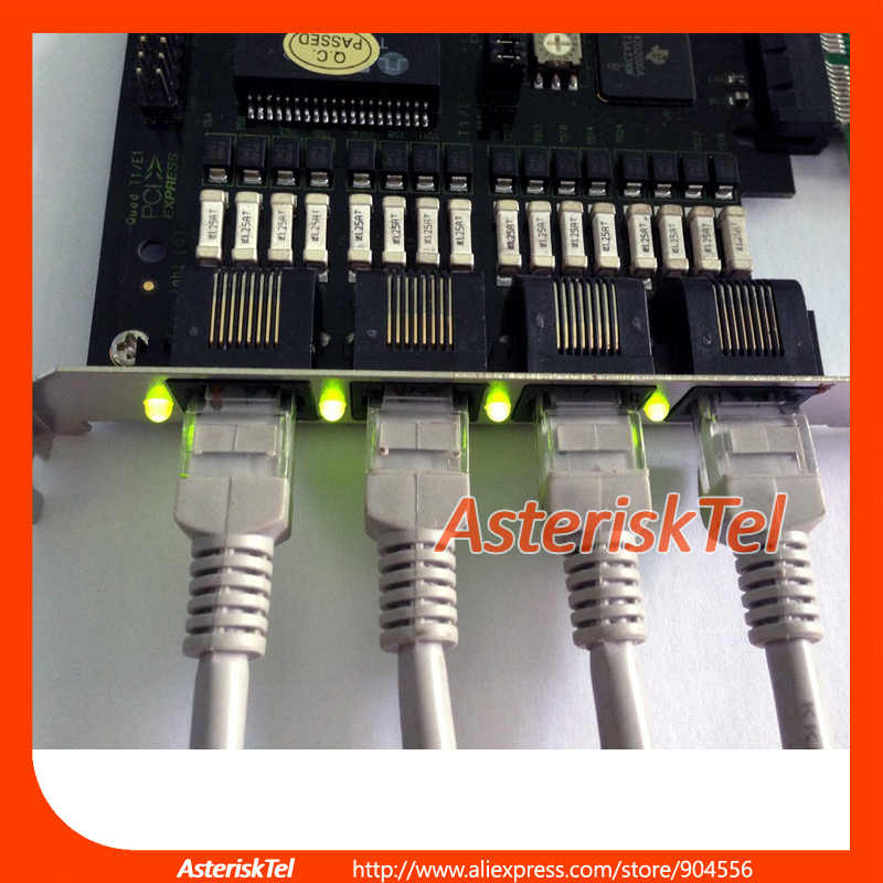 Detail Feedback Questions about ISDN PRI TE420,T1 board,4 E1