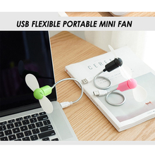 Portable Mini USB Fan gadgets Flexible Cool For laptop For Laptop Desktop PC Computer PC Notebook ingelon usb fan mini portable table desk personal fan black blue green metal gadgets dropshipping for notebook laptop usb gadget