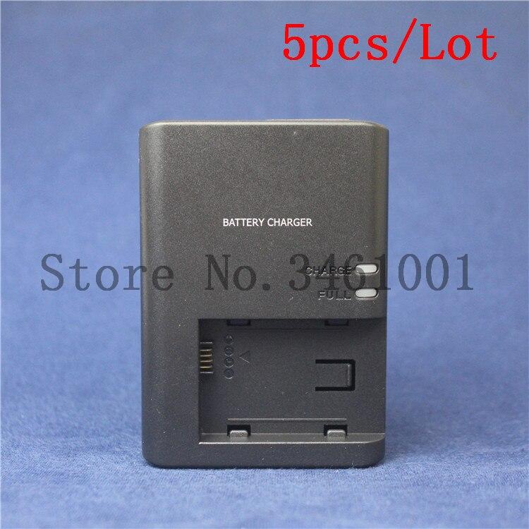 5 stk/partij CG 800E CG800E CG 800 Batterij Lader voor Canon BP 808 BP 819 BP 827 BP 827D BP 807 BP 828 BP808 BP819 BP827 BP827D BP-in Camera Oplader van Consumentenelektronica op  Groep 1