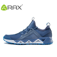 Rax Men Women Running Sneakers Breathable Mesh Running Shoes Adults Outdoors Comfortable Lightweight Jogging Shoes AA12353