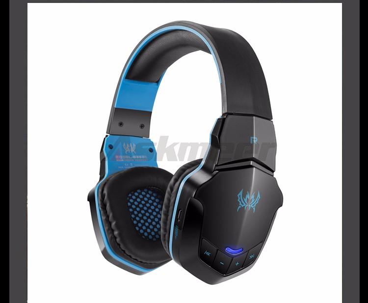 EACH B3505 Wrieless Bluetooth 4.1 Stereo Headphone Headband Earphone Headset with Mic for iPhone 6iPhone6 Plus Samsung (6)