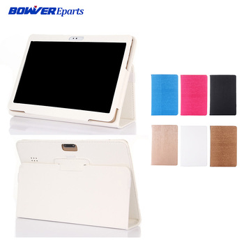 PU Leather Cover for DEXP Ursus L110 TS310 P310 P210 P110 S110 N110 3G 4G 10.1 inch Tablet Folio Stand Case image