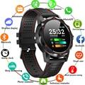 MNWT Смарт-часы IP68 Водонепроницаемый фитнес-трекер монитор сердечного ритма кровяное давление женские мужские часы Смарт-часы для Android IOS
