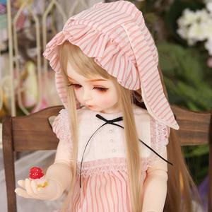 Image 4 - ROSENBJD Doll RL Holiday Pony  bjd sd dolls 1/4 body model girls High Quality resin Cute doll