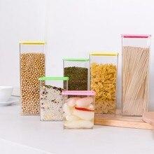 The kitchen Food storage box tank 370ml 10.3*8*7.5cm  free shipping