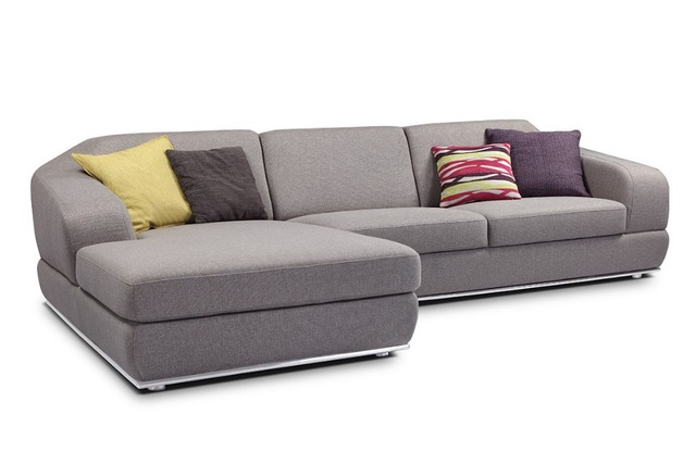 Us 1659 0 Promotion Living Room Unfolding Sectional Sofa With Stainsteel Legs Mcno9822 In Sofas From Furniture On Aliexpress