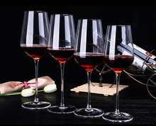 2in1 large crystal glass wine goblet pbfree classic wine glasses cups shot wedding birthday