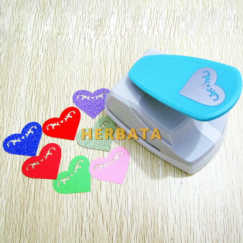 Image 4 - Free Shipping 4.7cm Butterfly 3D Shape Board Punch Paper Cutter For Greeting Card Scrapbooking Machine Handmade Hole PuncherHole Punch   -