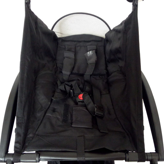 Original Baby Stroller Accessories 175 Cushion Seat Brethable Cloth Linen Material For Yoya Yoyo Babyzen Babythrone Stroller