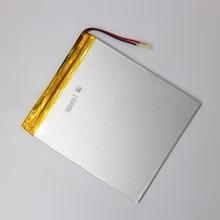 Новый 3,7 V полимерный литиевый аккумулятор 3099114 30100115 для планшетного ПК Мобильный блок питания