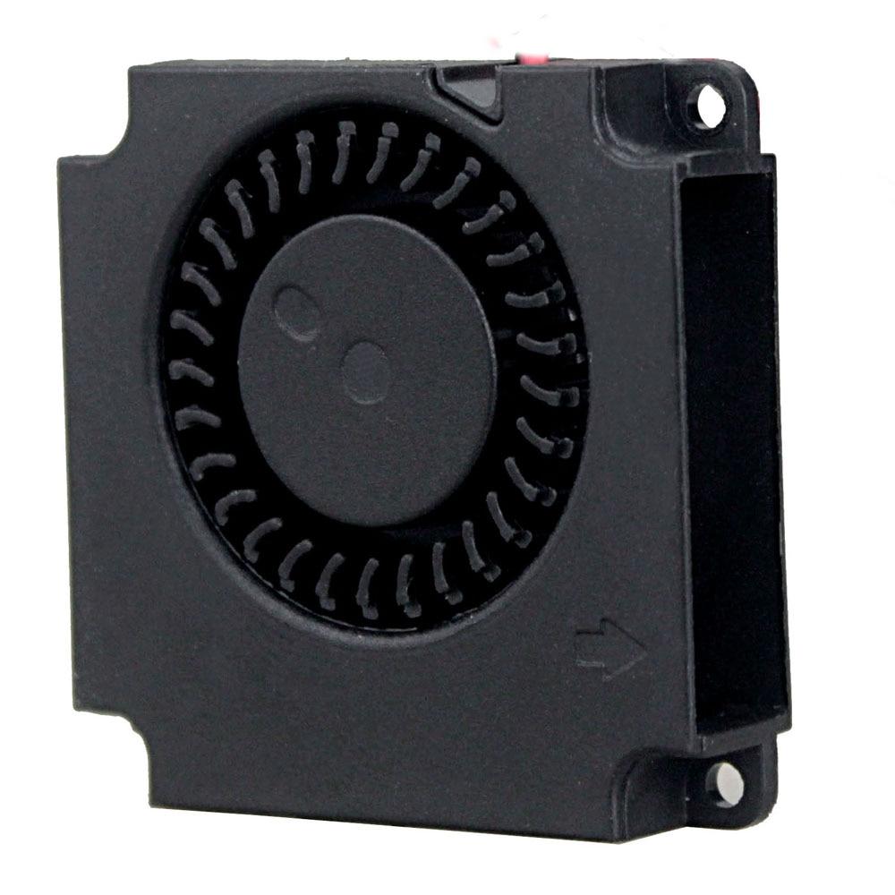 10 Pcs/lot Gdstime For 3D Printer 40mm 40x10mm DC 12V 2 Pin Brushless Cooling Exhaust Blower Fan