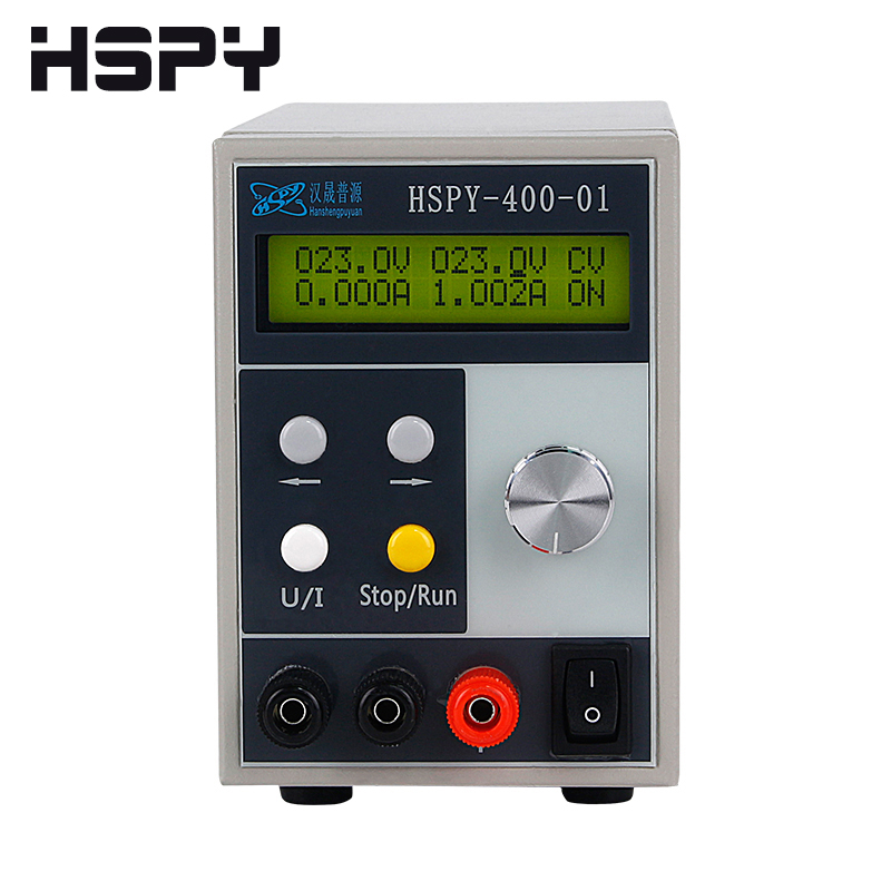 4-digits DC Lab Switching Power Supply Laboratory Adjustable 0.01V 0.001A Programmable Bench Source Digital HSPY 400V 200V 1A