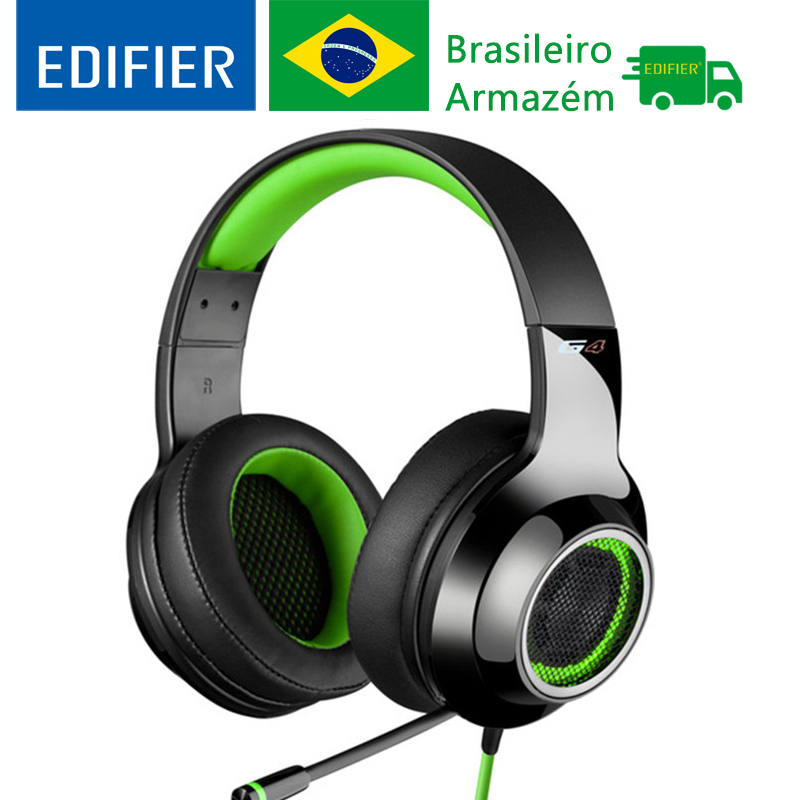 EDIFIER G4 Professional USB Gaming Headset High Quality With 7 1 Virtual Surround Sound Super Bass