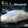 Cubierta del coche auto sol anti-ultravioleta de nieve lluvia cero cubierta protectora impermeable a prueba de polvo para mitsubishi asx colt diamante endeavor