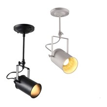 Modern Ceiling Lamps LED Spotlights Iron led lamp E27 Ceiling Hanglamp Mercantile Lighting for living room Bar Cafe shop fixture