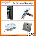 1500 usuarios de huellas dactilares de seguridad cerradura de la puerta TCP/IP kit de sistema de control accesss F11 biométrico de huellas dactilares de controlador de acceso puerta