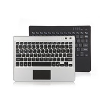 Multifunctional Super Thin Slim ABS Bluetooth Keyboard For Tablet Fit For 7 8 9 10 Inch