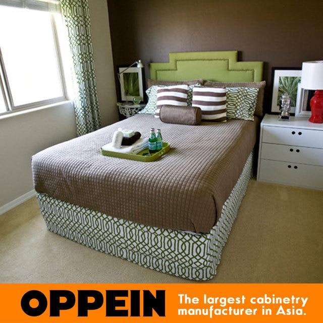 Crown Headboard Light Color Comfortable Bed Design For Children  WB-RL160098