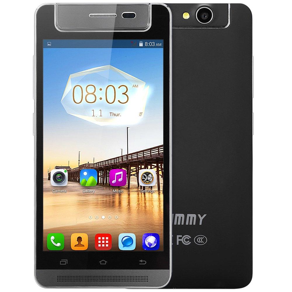 bilder für Ursprüngliche timmy m9 5,0 zoll 3g smartphone handy android 4.4 MTK6582 Quad Core 1,3 GHz 1 GB RAM 8 GB ROM WiFi GPS 5.0MP QHD