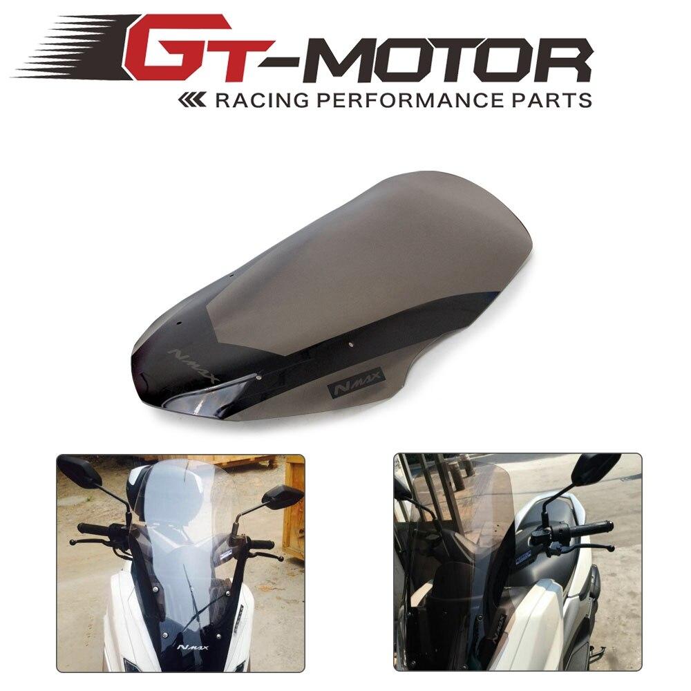 Motorcycle Windscreen Windshield Deflector For Yamaha NMAX155 N-MAX 125 NMAX 155 2016-2018