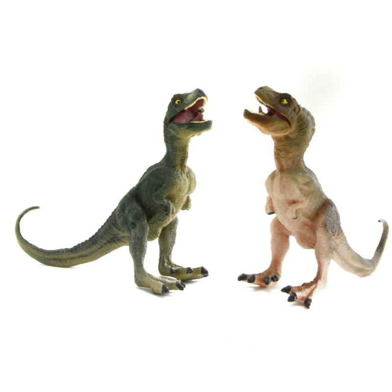 Starz 1 Pair Tyrannosaurus Rex Baby Plastic Dinosaur Toys ...