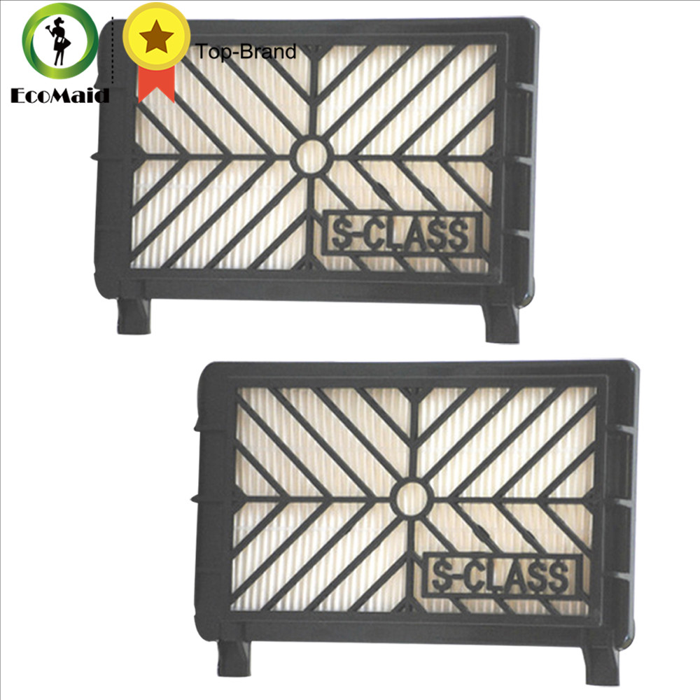HEPA Filter for Philips Vacuum Cleaner FC8720 FC8732 HR8569 Philips Filter Cleaner Accessories 2pcs co2 laser tube 50w 80cm co2 sealed laser tube laser machine part co2 laser tube
