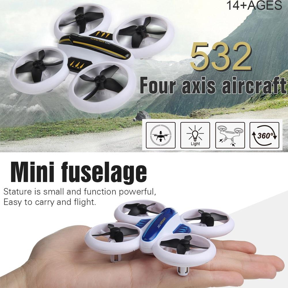 Fantástico Mini Drone GHz