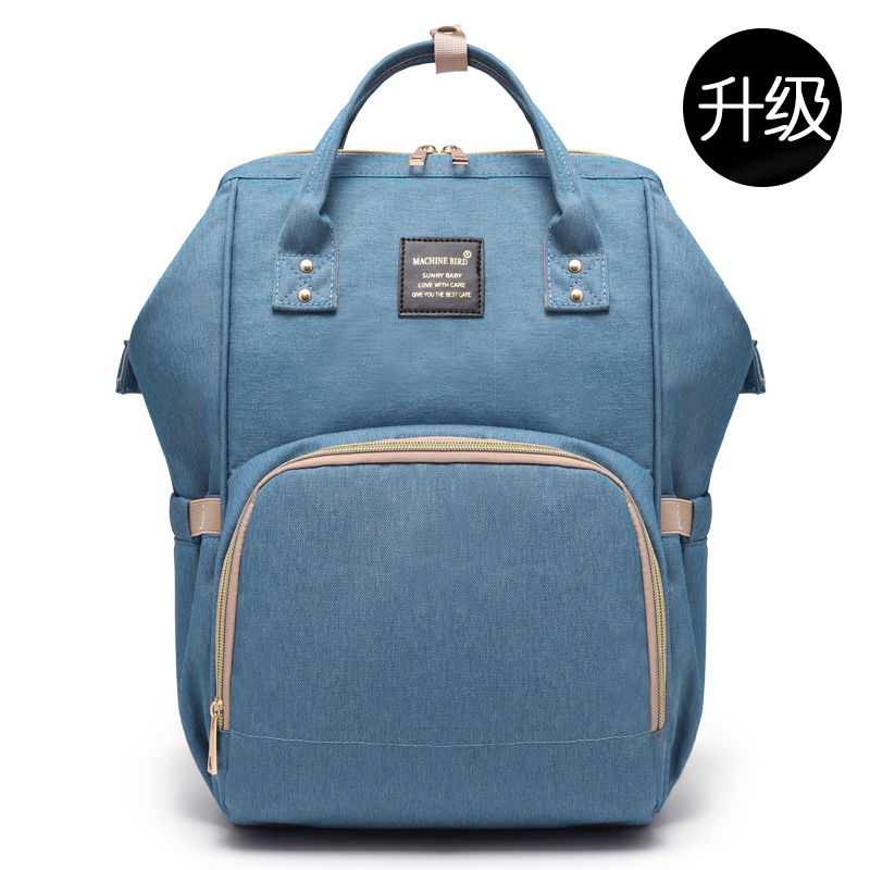 Popular Waterproof Large Stylish Diaper Bags Backpack Brand Name Affordable Nappy Bag Designer Baby Backpack Cheap Mother Bags