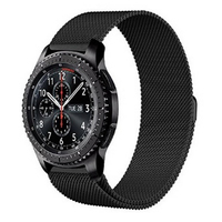 Stainless Steel Bracelet Strap For Samsung Gear S3 Frontier Classic Gear S2 Milanese Loop Magnetic With