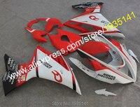 Лидер продаж, для Triumph Daytona обтекатели комплект красный белый черный части тела 675 2013 2015 ASB пластиковые Daytona675 13 14 15 капот комплект
