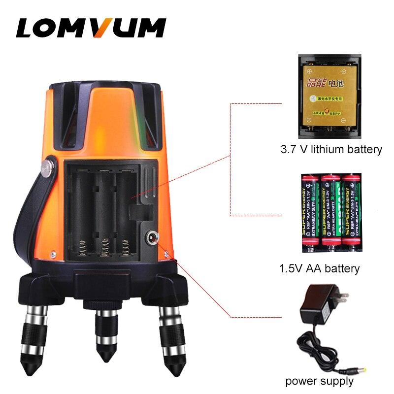 الإستواء وظيفة ترايبود LOMVUM