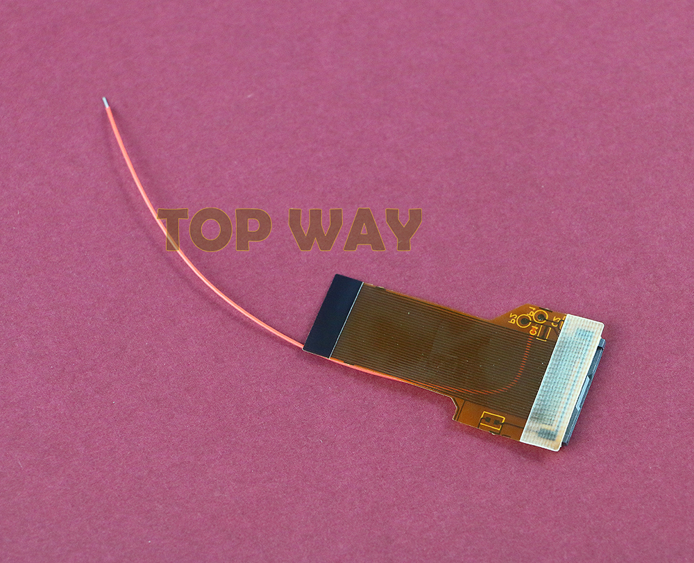ChengChengDianWan DIY Modified Highlight LCD Ribbon Cable backlit Ribbon Cable for GBA 40pins 32PIN A B <font><b>AGS</b></font> <font><b>101</b></font> <font><b>Mod</b></font> <font><b>Kit</b></font> 20pcs image