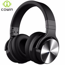 Cowin E7Pro Active Noise Cancelling Bluetooth Headphones Wireless Over Ear Stereo Headset with microphone for phone(China)