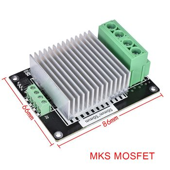 MKS MOS 30A Heating-Controller MKS MOSFET For Heatbed/Extruder MKS MOS Module Big Current For 3D Printer Parts фото