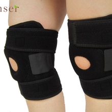 a6ef3e380f Activing 2017 Best Deal Elastic Neoprene Patella Brace Knee Belt Support  Fastener Adjustable Strap joelheira genouillere