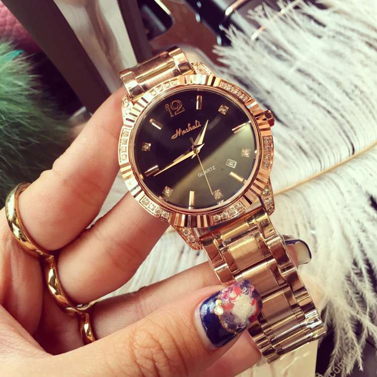 Luxury Brand New Wristwatch Women Fashion Casual Dress Calender Quartz Watch Lady Women s Girl Delicate