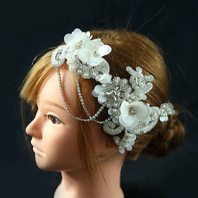 Elfenbein Braut Haarschmuck Schmuck Sets Brautkopfschmuck Haarnadeln