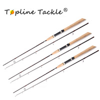 Topline Tackle lure fishing rod carbon spinning fish rod casting rod set soft feeder spoon light fishing rods