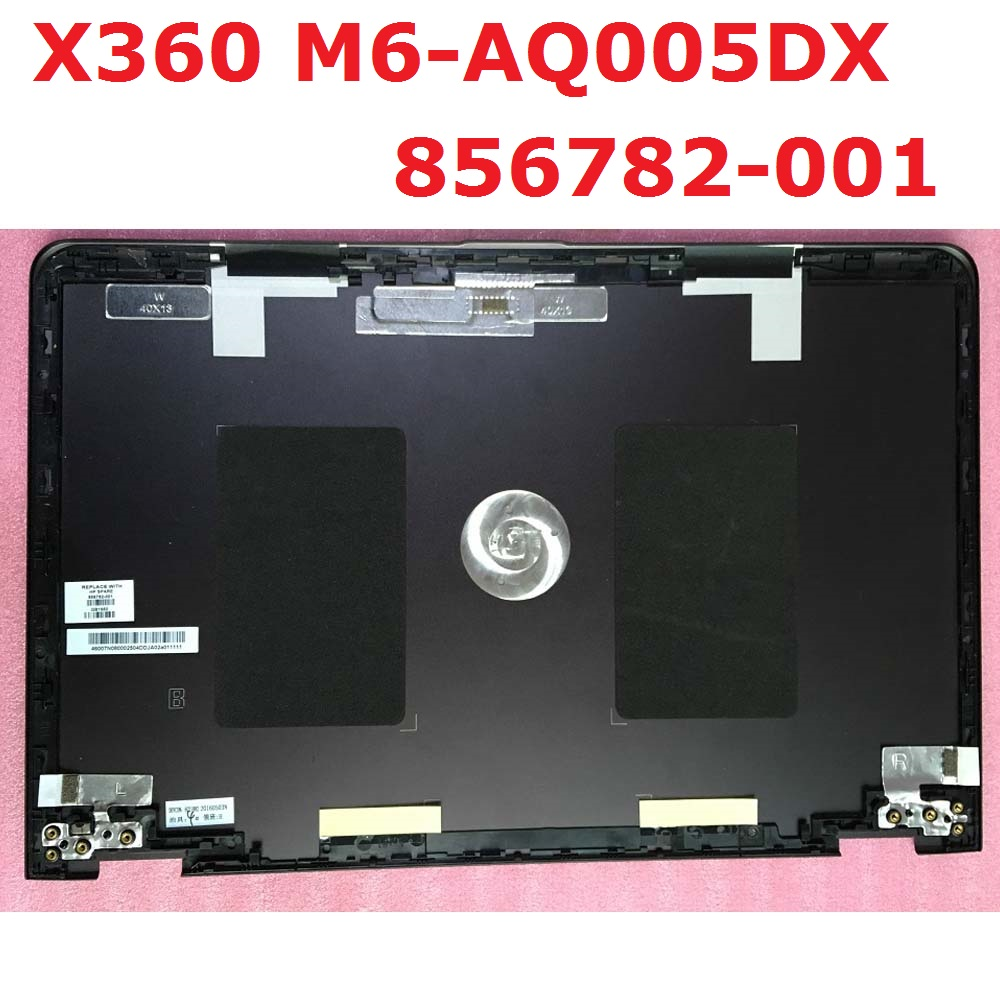 Brand New Original LCD Top Cover Case for HP ENVY 15 X360 M6 aq005dx for HP X360 LCD Back Cover 856782 001 LCD Rear Lid Top Case