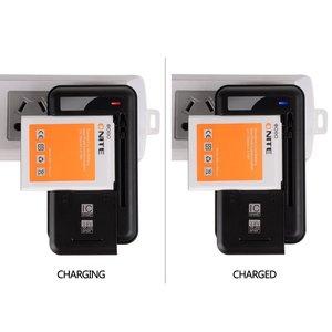 Image 4 - Cargador de batería Universal con puerto de salida USB para batería de alto voltaje de 3,8 V para Samsung Galaxy S2 S3 S4 J5, Note 2 3
