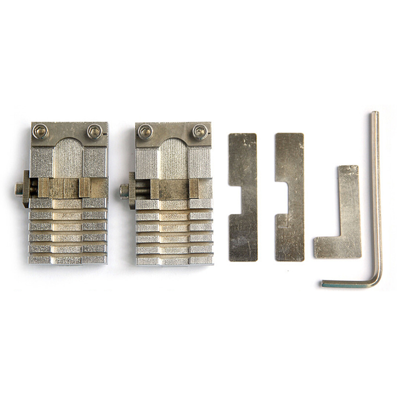 Universal Auto or House Key Machine Fixture Clamp Locksmith Tools Replacement Parts for Key Copy Duplicating Cutting Machine