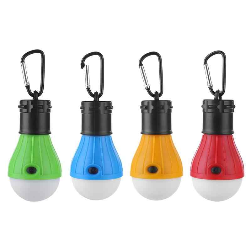 3LED Tent Hanging Lamp 3 Modes Outdoor SOS Emergency Carabiner Bulb Light carpas de Camping Tent Accessories kemping akcesorias туризм аксессуары колышки для палатки