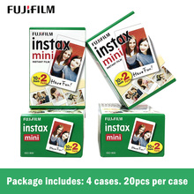 Fujifilm instax mini 9 Fuji instsnt Camera photo 80 sheet for mini8 7s 25 50s 90 Instant Camera Paper