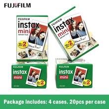 Fujifilm instax mini 9 Fuji instsnt aparat fotograficzny 80 arkusz dla mini8 7s 25 50s 90 aparatu fotograficznego papier