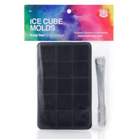 15 Cubes Ice Mold Ice Maker Mould Bar Novelty Gifts Ice Tray Cool Shape Ice Cube