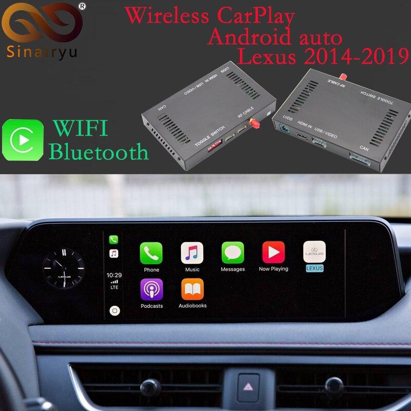 2019 Android Auto IOS Car Apple Airplay Wireless CarPlay Box
