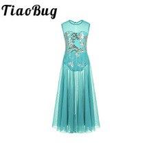 Tiaobug Tulle Fleur Fille Robes Maxi Première Communication Robe de Bal Robes de Soirée robes de communion Scène