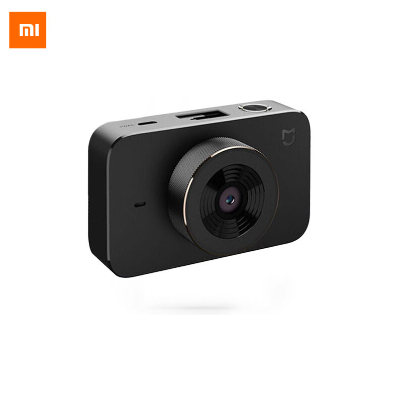 Xiaomi Mijia Carcorder Car Recorder F1.8 1080P 160 Degree Wide Angle 3 Inch HD Screen Car DVR MI home APP Remote control