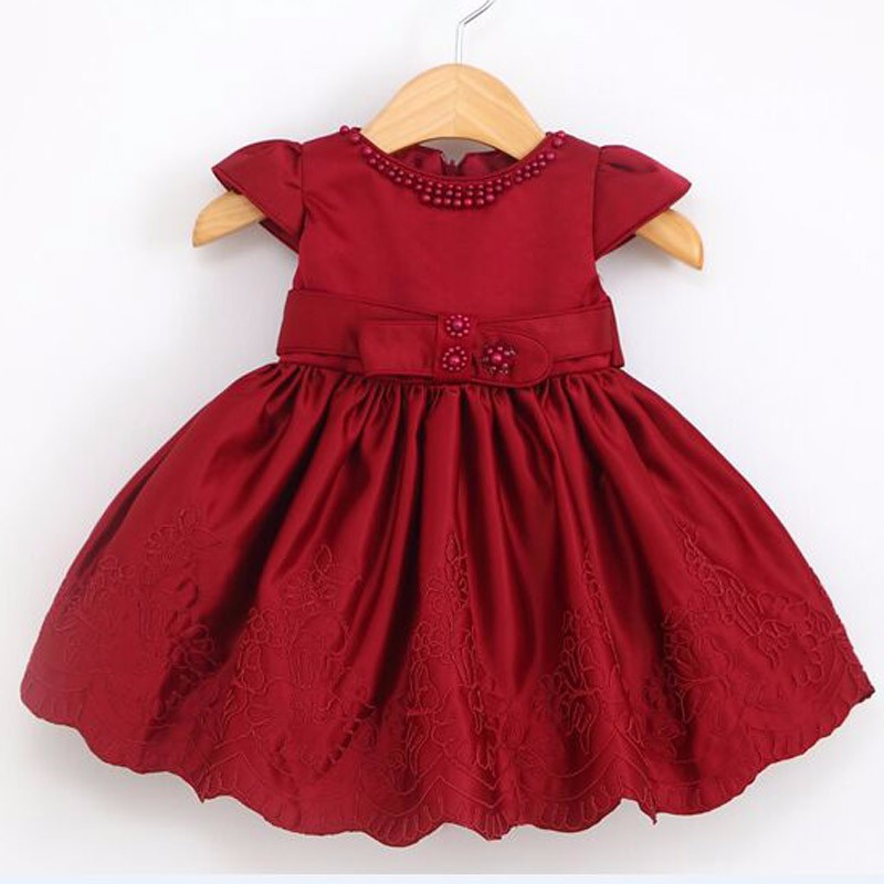 Girls Party Dress (2)
